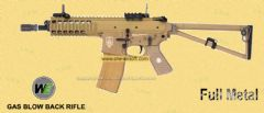 KAC PDW Open Bolt GBB (Tan / Short / Marking) by WE